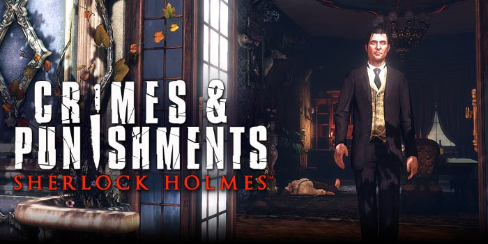 Sherlock Holmes Games: Crimes & Punishments