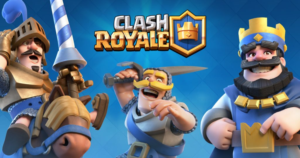 clash royale best mobile game 2016