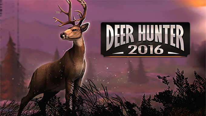 Deer Hunter 2016 mobile game