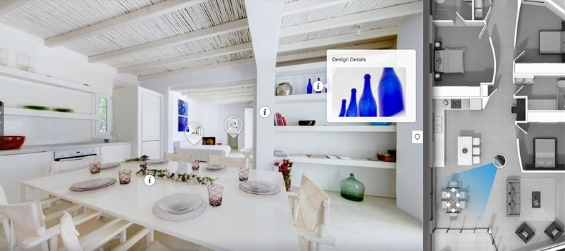 virtual reality experience in real estate