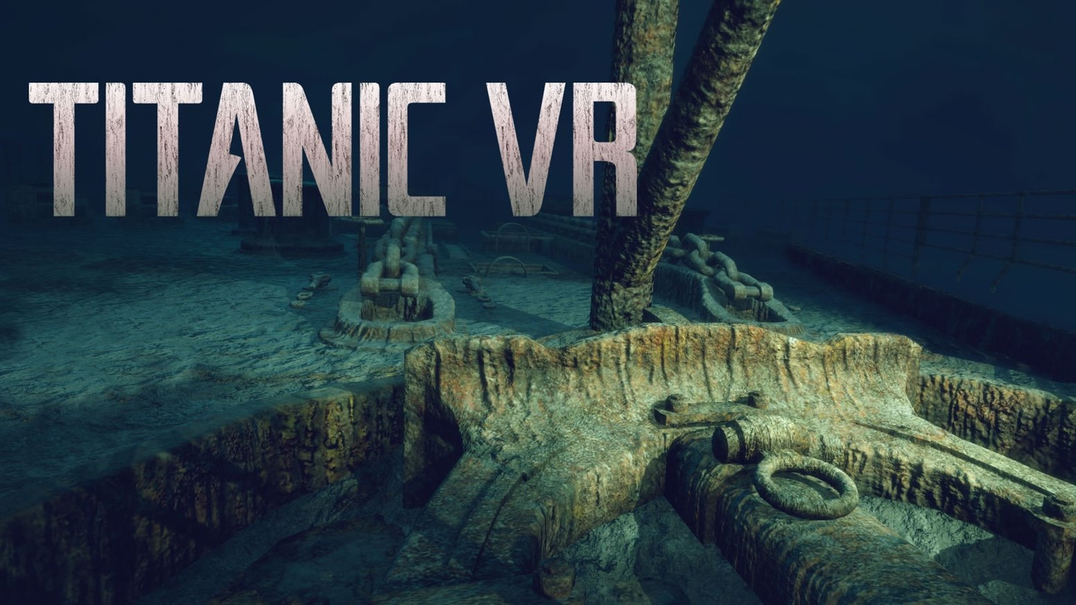 titanic vr solution