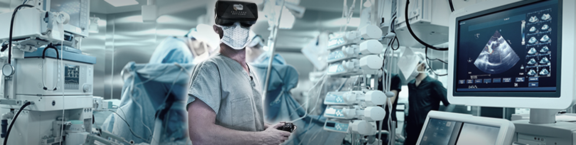 Virtual Reality in the Healthcare Industry