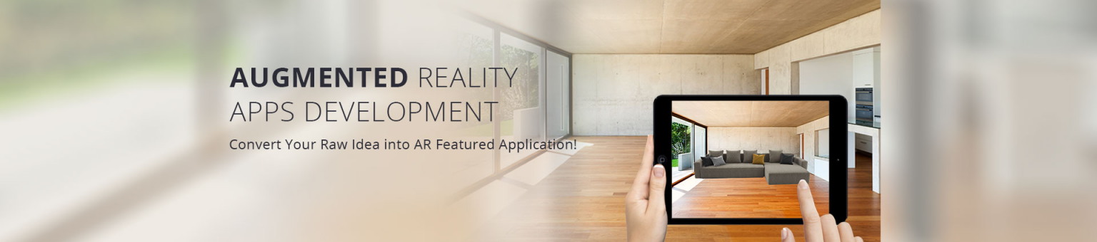 Augmented Reality in Mobile app development