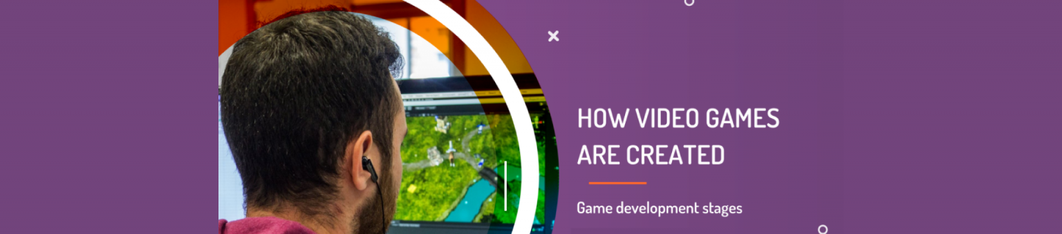 Crucial stages of video game development